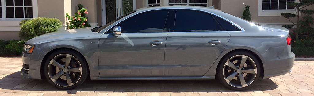Car Window Tint in Pompano Beach, Weston, Coral Springs